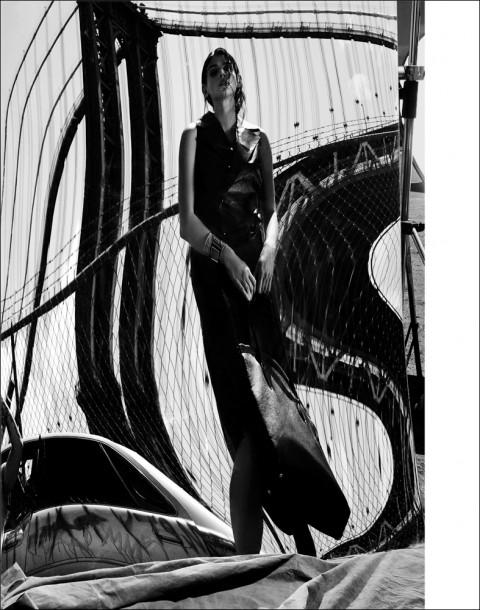 Alexa Corlett photographed by Herring & Herring