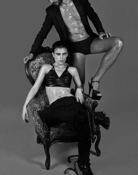 Jana K and Americo photographed by Herring & Herring