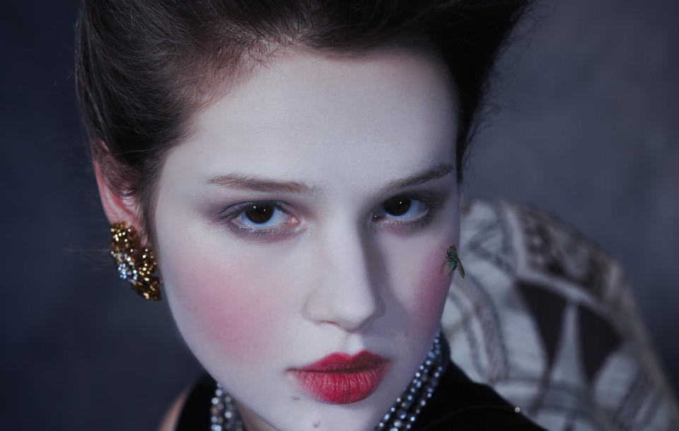 Anais Pouliot photographed by Herring & Herring