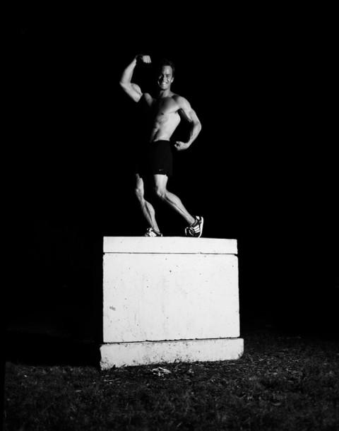 Alec Musser photographed by Herring & Herring