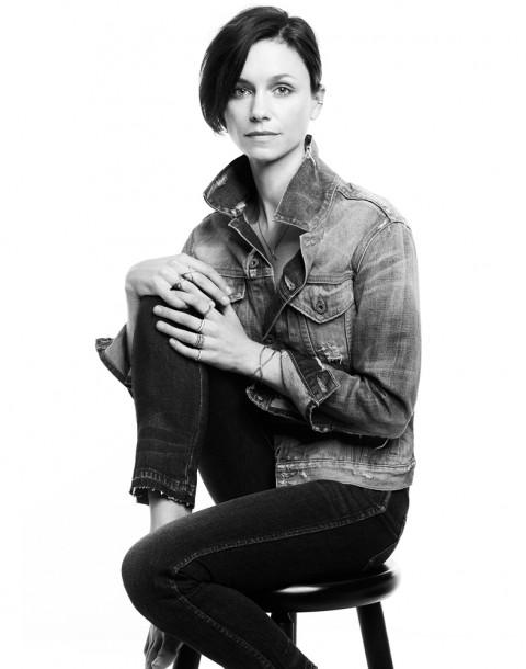 Jane Bishop photographed by Herring & Herring for Eva Fehren Jewelry