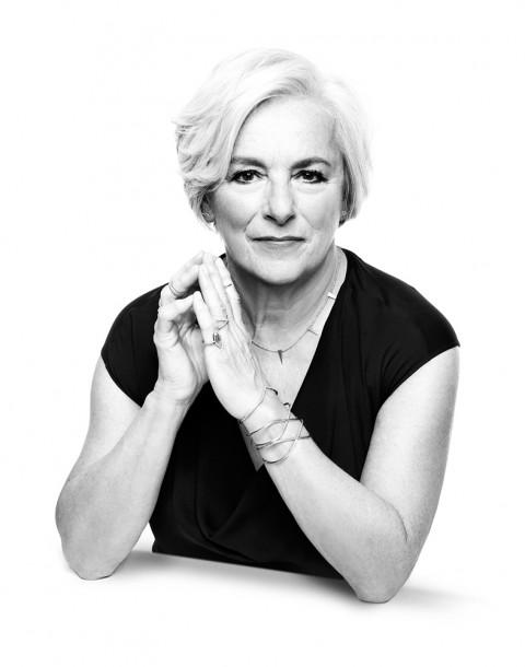 Delia Gorga photographed by Herring & Herring for Eva Fehren Jewelry