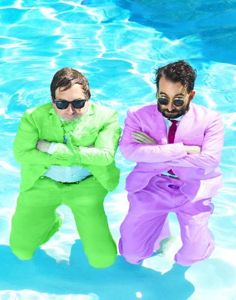 Jay and Mark Duplass