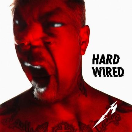 Hardwired album cover by Herring & Herring