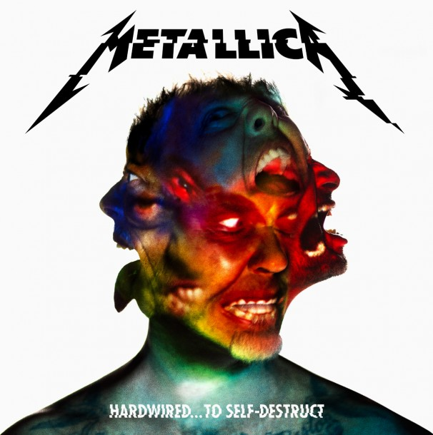 Hardwired...To Self-Destruct album cover by Herring & Herring