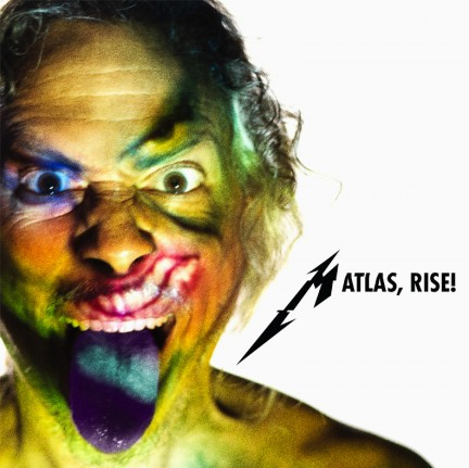 Atlas Rise! single album cover by Herring & Herring