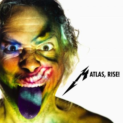 Atlas Rise! single album cover by Herring & Herring