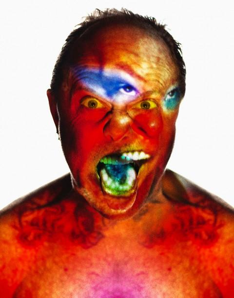 Lars Ulrich, Metallica photographed by Herring & Herring (Dimitri Scheblanov and Jesper Carlsen)