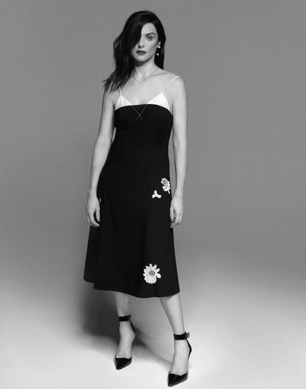 Actress Rachel Weisz shot by photography duo Herring & Herring, Dimitri Scheblanov, Jesper Carlsen