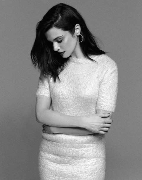 Actress Rachel Weisz shot by photography duo Herring & Herring, Dimitri Scheblanov, Jesper Carlsen