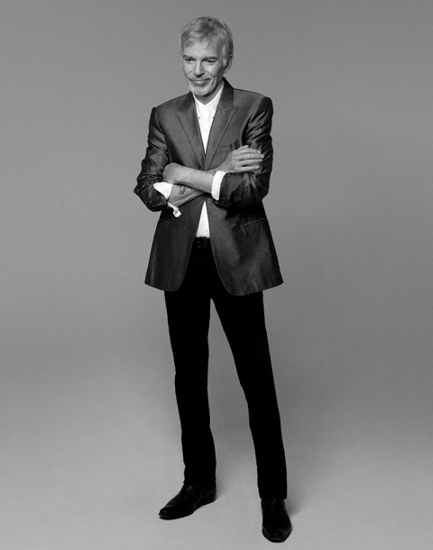 Actor Billy Bob Thornton shot by photography duo Herring & Herring