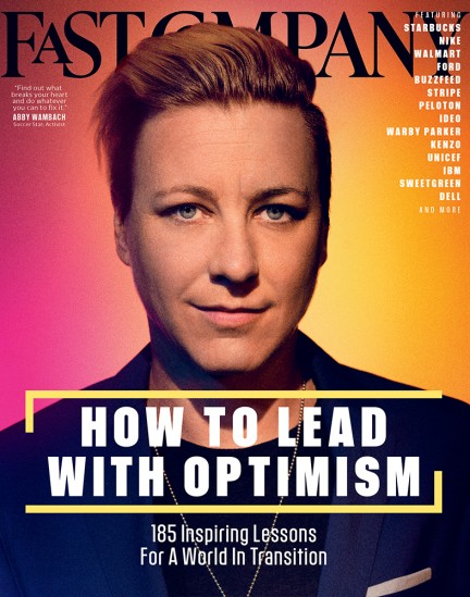 Abby Wambach photographed by Herring & Herring