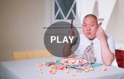Eddie Huang photographed by Herring & Herring