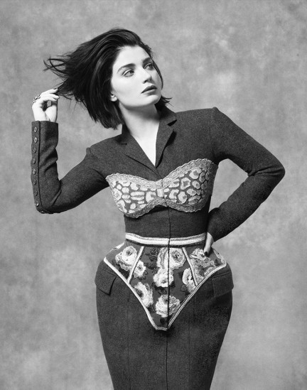Actress Eve Hewson shot by photography duo Herring & Herring, Dimitri Scheblanov, Jesper Carlsen
